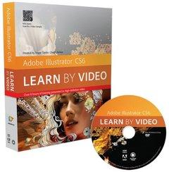 Adobe Illustrator CS6: Learn by Video (DVD-ROM)-cover