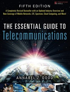 The Essential Guide to Telecommunications, 5/e (Paperback)-cover