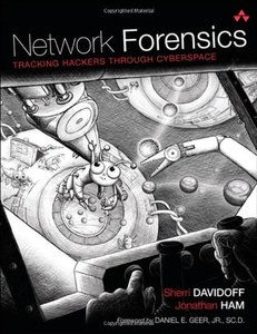 Network Forensics: Tracking Hackers through Cyberspace (Hardcover)-cover