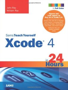 Sams Teach Yourself Xcode 4 in 24 Hours (Paperback)-cover