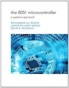 The 8051 Microcontroller: A Systems Approach (Paperback)(美國原版)