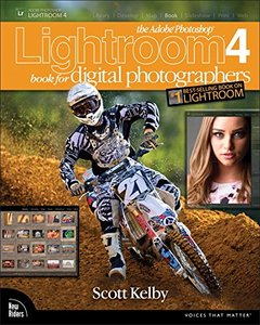 The Adobe Photoshop Lightroom 4 Book for Digital Photographers (Paperback)-cover