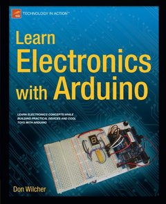 Learn Electronics with Arduino (Paperback)-cover