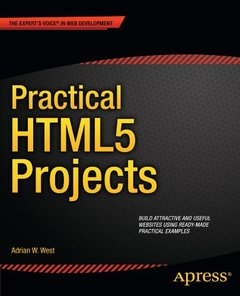 Practical HTML5 Projects (Paperback)-cover