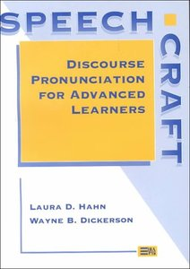 Speechcraft: Discourse Pronunciation for Advanced Learners (Paperback)-cover