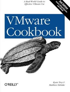 VMware Cookbook: A Real-World Guide to Effective VMware Use, 2/e (Paperback)-cover