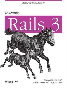 Learning Rails 3 (Paperback)-cover