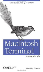 Macintosh Terminal Pocket Guide (Paperback)-cover