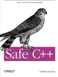 Safe C++: How to avoid common mistakes (Paperback)-cover