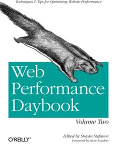 Web Performance Daybook Volume 2 (Paperback)-cover