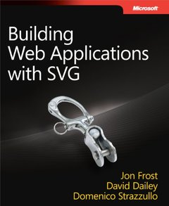 Building Web Applications with SVG (Paperback)-cover
