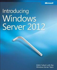 Introducing Windows Server 2012 Based on Data (Paperback)-cover