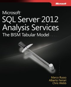 Microsoft SQL Server 2012 Analysis Services: The BISM Tabular Model (Paperback)-cover