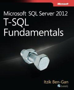Microsoft SQL Server 2012 T-SQL Fundamentals (Paperback)-cover
