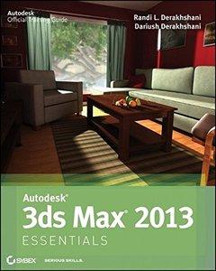 Autodesk 3ds Max 2013 Essentials (Paperback)-cover