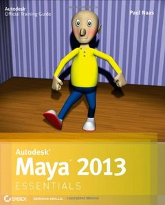 Autodesk Maya 2013 Essentials (Paperback)-cover