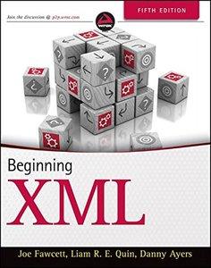 Beginning XML, 5/e (Paperback)-cover