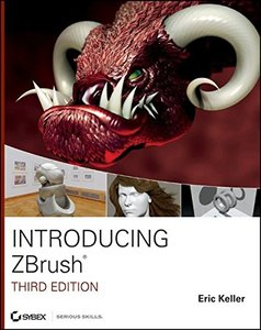 Introducing ZBrush, 3/e (Paperback)-cover