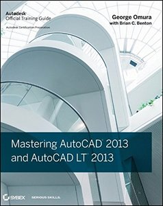 Mastering AutoCAD 2013 and AutoCAD LT 2013 (Paperback)-cover