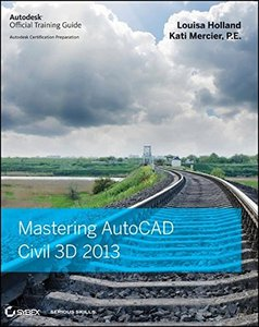 Mastering AutoCAD Civil 3D 2013 (Paperback)-cover