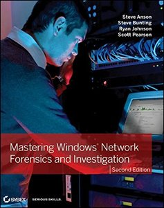 Mastering Windows Network Forensics and Investigation, 2/e (Paperback)-cover
