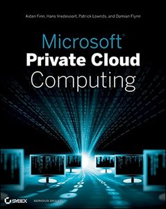 Microsoft Private Cloud Computing (Paperback)-cover