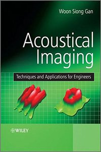 Acoustical Imaging: Techniques and Applications for Engineers (Hardcover)-cover