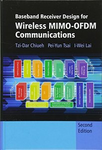 Baseband Receiver Design for Wireless MIMO-OFDM Communications, 2/e (Hardcover)-cover