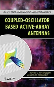 Coupled-Oscillator Based Active-Array Antennas (Hardcover)-cover