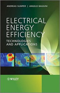 Electrical Energy Efficiency: Technologies and Applications (Hardcover)-cover