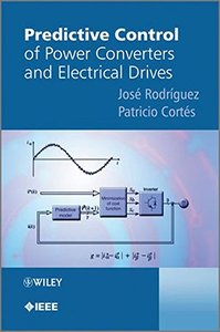 Predictive Control of Power Converters and Electrical Drives (Hardcover)-cover