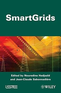 Smart Grids (Hardcover)-cover