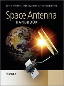 Space Antenna Handbook (Hardcover)-cover