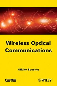 Wireless Optical Telecommunications (Hardcover)-cover