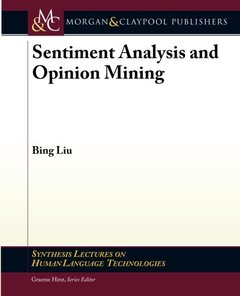 Sentiment Analysis and Opinion Mining (Paperback)-cover