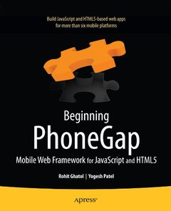 Beginning PhoneGap: Mobile Web Framework for JavaScript and HTML5 (Paperback)-cover