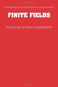 Finite Fields, 2/e (Paperback)