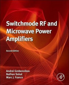Switchmode RF and Microwave Power Amplifiers, 2/e (Hardcover)-cover
