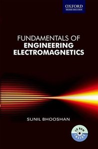 Fundamentals of Engineering Electromagnetics (Paperback)-cover