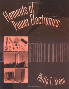Elements of Power Electronics (Hardcover)-cover