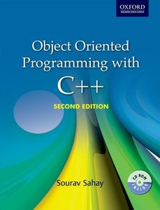 Object Oriented Programming with C++, 2/e (Paperback)-cover