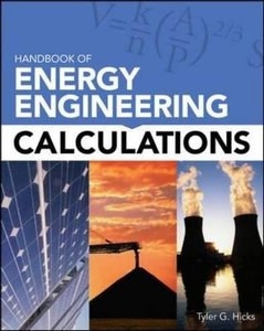 Handbook of Energy Engineering Calculations (Hardcover)-cover