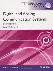Digital and Analog Communication Systems, 8/e (Paperback)-cover