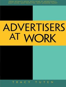 Advertisers at Work (Paperback)-cover