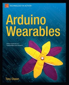 Arduino Wearables (Paperback)-cover