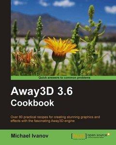 Away3D 3.6 Cookbook (Paperback)