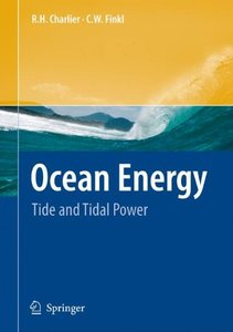 Ocean Energy: Tide and Tidal Power (Hardcover)-cover