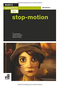 Basics Animation: Stop-motion (Paperback)-cover