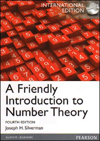 A Friendly Introduction to Number Theory, 4/e (IE-Paperback)-cover