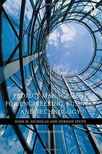 Project Management for Engineering, Business and Technology, 4/e (Paperback)